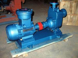 湖南柳州CYZ自吸式离心泵NYP高粘度内齿泵不锈钢保温泵导热油泵