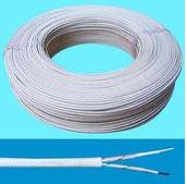 SC-HS-FB聚四氟绝缘玻璃丝编织护套耐高温热电偶补偿导线